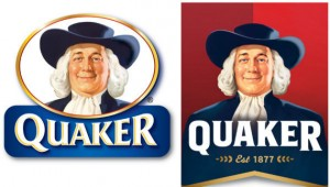 Quaker Oats man looks younger