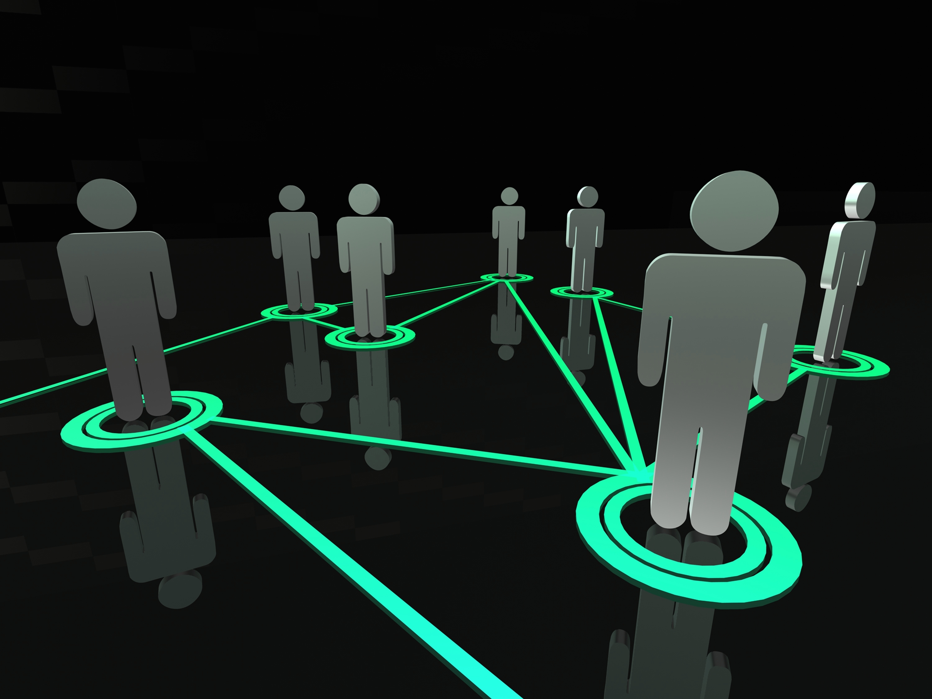Looking for new customers build your own networking group