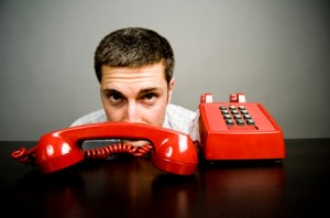 Cold calling is a thing of the past.
