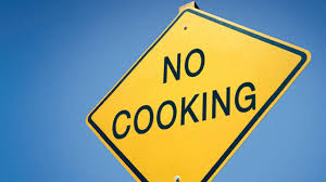 no cooking