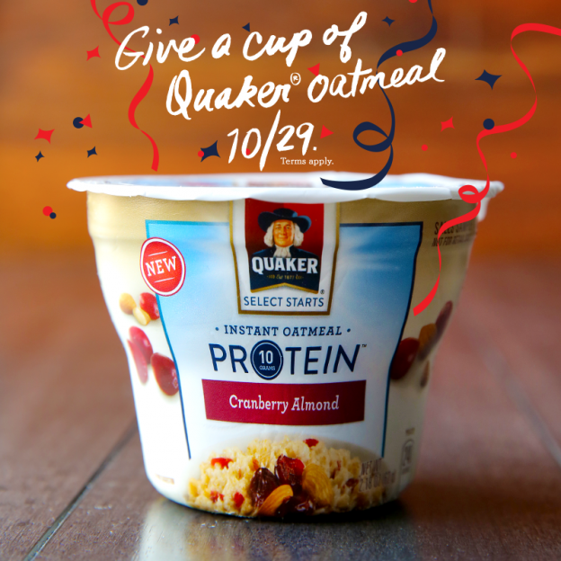 Eat more oatmeal!