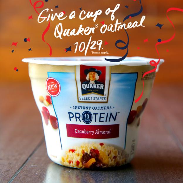 Eat more oatmeal!