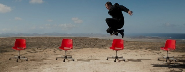 You have to 'jump higher than your competitors.'
